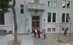 Nhà nghiên cứu nghi là gián điệp đang trốn trong lãnh sự quán Trung Quốc ở San Francisco