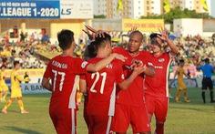 Vòng 11 V-League 2020: Chủ nhà Viettel thắng để tạo lợi thế