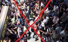 Ngày 24-7, hơn 100 chuyến bay tới Đà Nẵng, không có chuyện khách tháo chạy