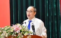 Bí thư Nguyễn Thiện Nhân: 'Khẩn trương trình Quốc hội đề án lập TP phía đông'