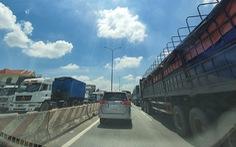 Đường đến sân bay Long Thành: 'Không  thể đợi xây xong mới kết nối'