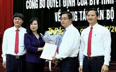 Con trai bí thư tỉnh ủy làm bí thư Thành ủy Bắc Ninh: 'Việc này không vướng quy định nào'