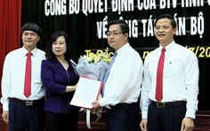 Ban Tổ chức trung ương yêu cầu xem xét việc bố trí Bí thư Thành ủy Bắc Ninh