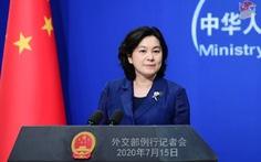 Trung Quốc nói Ngoại trưởng Mỹ chỉ làm trò 'châu chấu đá xe'