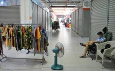 Chợ Đầm mới: 'Cả tháng nay tôi chỉ bán được... 200.000 đồng'