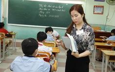 Sáng nay, gần 4.000 học sinh thi vào Trường chuyên Trần Đại Nghĩa