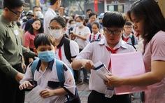 Công bố đáp án và đề khảo sát tuyển sinh lớp 6 Trường THPT chuyên Trần Đại Nghĩa