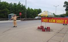 Người dân từ Đà Nẵng ra Huế phải được sự đồng ý của chính quyền