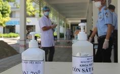 Bệnh nhân 418 ở Đà Nẵng không đi ra ngoại tỉnh cả tháng qua