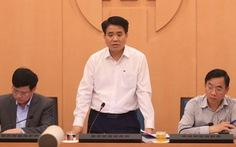 Chủ tịch Hà Nội ký công điện khẩn: Kiểm soát chặt nhập cảnh, xét nghiệm ngay trường hợp nghi ngờ