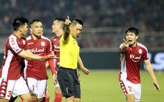 Kỷ luật 4 trọng tài trận CLB TP.HCM - Hà Nội FC