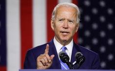 Ông Joe Biden tiếp tục dẫn điểm so với Tổng thống đương nhiệm Donald Trump
