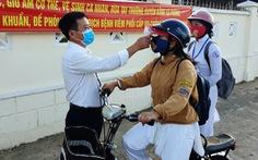 Phú Yên kiến nghị bộ xem xét việc cử đoàn kiểm tra thi tốt nghiệp THPT đến từ Đà Nẵng