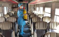 Đường sắt tăng chuyến đưa khách rời Đà Nẵng