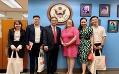 Đại học Quốc tế Hồng Bàng tri ân lãnh sự các nước tại TP.HCM