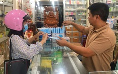 Khẩu trang, nước rửa tay dồi dào, tăng chi viện cho Đà Nẵng