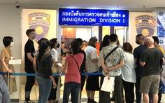 Thái Lan ấn định hạn chót cho người có thị thực ngắn hạn rời khỏi đất nước