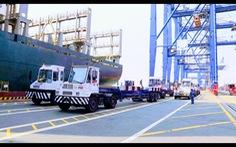 Hàng hóa Việt Nam xuất khẩu qua cảng biển tăng 11% trong dịch COVID - 19