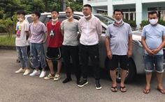 CSGT chặn 5 người Trung Quốc nhập cảnh trái phép để bay vào TP.HCM