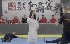 Cao thủ bí ẩn lên tiếng xin lỗi vì 'video đùa giỡn' võ thuật Trung Quốc