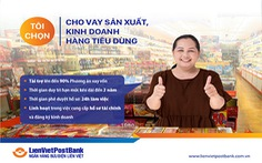 LienVietPostBank triển khai chương trình thúc đẩy sản xuất kinh doanh hàng tiêu dùng