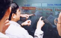 Chuyện chưa kể 20 năm thị trường chứng khoán Việt Nam - Kỳ 1: Xây móng 'chợ tiền'