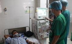 Chuyển người chạy thận Bệnh viện C Đà Nẵng sang Bệnh viện 199