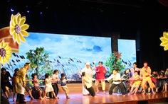 60 suất diễn phục vụ  khán giả nhí thành phố