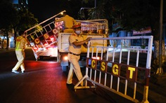 Đà Nẵng chính thức phong tỏa 4 tuyến đường quanh 3 bệnh viện