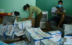 Đà Nẵng tạm giữ thêm 34.000 khẩu trang không rõ nguồn gốc