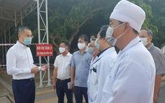 Phú Yên: ngành y tế phải dò điểm bán vé tàu để tìm 9 ca F1