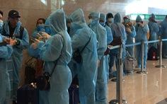 Cần Thơ đón 2 chuyến bay chở công dân từ Brunei và Indonesia về nước