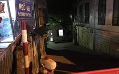 Hà Nội phong tỏa ngõ 466 phố Hoàng Hoa Thám nơi có người nghi nhiễm COVID-19
