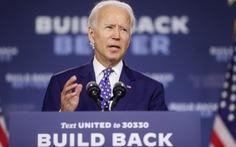 Dư luận Mỹ ngóng ông Joe Biden công bố tên người cùng tranh cử