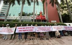 Không cho 41 học sinh học tiếp sau lùm xùm học phí, Trường Việt Úc nói gì?