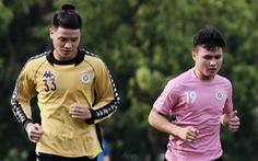 Quang Hải rách cơ háng, Hà Nội FC khủng hoảng lực lượng nghiêm trọng