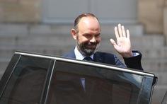 Thủ tướng Pháp Edouard Philippe từ chức cùng toàn bộ nội các