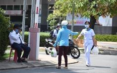 Bệnh viện Quốc tế City ngưng nhận bệnh nhân mới đến trước 3-8