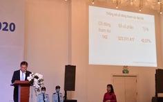 Eximbank lên lịch họp đại hội cổ đông lần 3 tại... Hà Nội