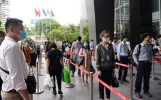 18 ca COVID-19 mới, trong đó có người Trung Quốc nhập cảnh trái phép vào TP.HCM