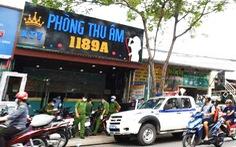 Kiểm tra phòng thu âm, phát hiện 28 người Trung Quốc nghi nhập cảnh trái phép
