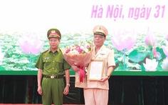 Bổ nhiệm thiếu tướng Nguyễn Hải Trung làm giám đốc Công an Hà Nội