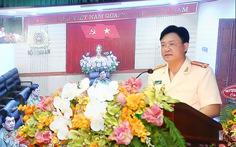 Thượng tá Nguyễn Thanh Tuấn giữ chức giám đốc Công an Thừa Thiên Huế