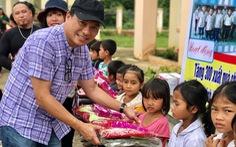 Nuôi cảm xúc tích cực từ hoạt động từ thiện