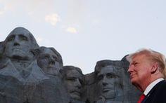 Ông Trump công kích 'cách mạng văn hóa cánh tả' khi phát biểu trên núi Rushmore