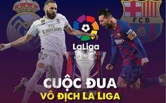 Real Madrid và Barcelona: Ai lợi thế hơn trong cuộc đua vô địch La Liga?