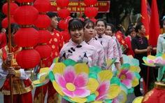 Đón di sản văn hóa phi vật thể quốc gia 'Tết Nguyên Tiêu của người Hoa'