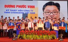 Trung ương Đoàn tôn vinh 63 'Người thợ trẻ giỏi' toàn quốc