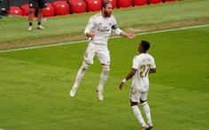 Ramos ghi bàn từ chấm phạt đền giúp Real Madrid hơn Barca 7 điểm
