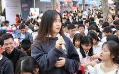 Sáng nay 5-7, báo Tuổi Trẻ tổ chức tư vấn tuyển sinh tại Khánh Hòa